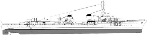 NMF Mameluk 1940 [Destroyer]