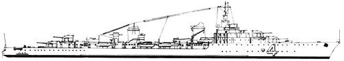 NMF Mogador [Destroyer]