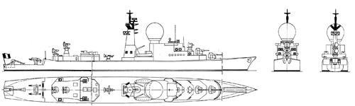 NMF Suffren D602 [Destroyer]