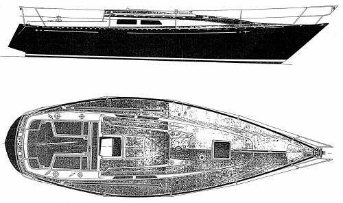 Baltic B33 Deck