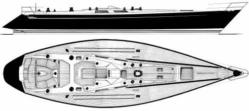 Baltic B55DP Deck