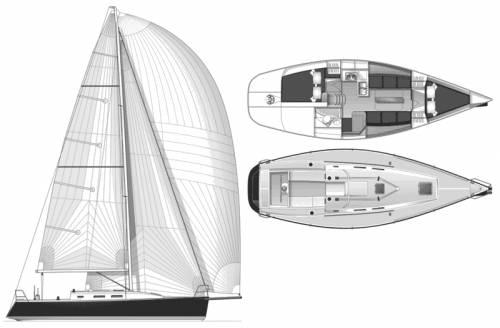 J-Boats 109