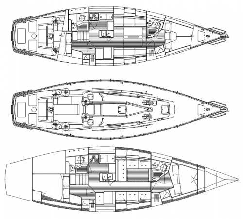 J-Boats 42