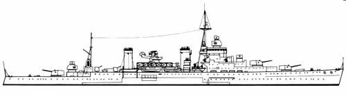 ARA La Argentina (Cruiser)