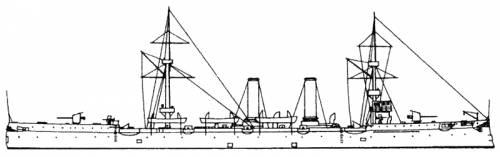 ARA Nueve De Julio (Cruiser)