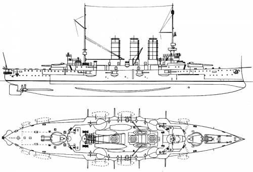 KuK Erzherzog Karl (Battleship