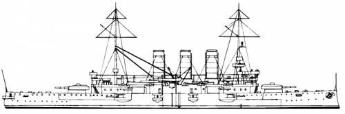 KuK Erzherzog Karl (Battleship) (1906)