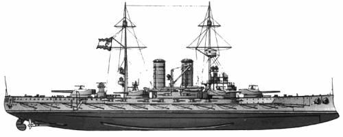 KuK Radetzky (Battleship) (1912)