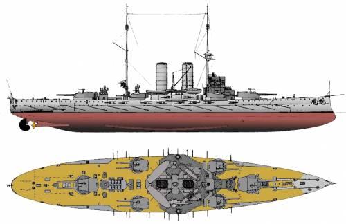 KuK Radetzky [Battleship] (1914)