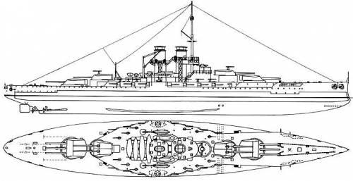 KuK Tegetthoff (Battleship)