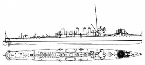 KuK Ulan (Destroyer) (1911)