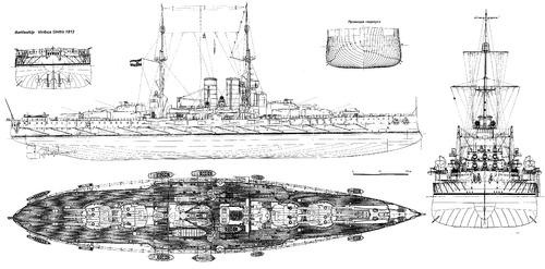 KuK Viribus Unitis (Battleship) (1912)