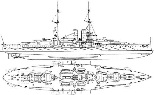 KuK Viribus Unitis (Battleship) (1913)