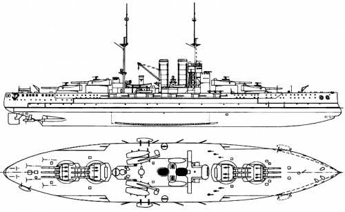 KuK Viribus Unitis (Battleship) (1915)