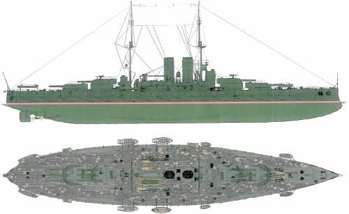 KuK Viribus Unitis [Battleship] (1915)