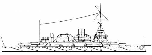 KuK Wien (Battleship) (1898)