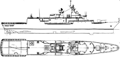 HMAS Anzac FFH-150 (MEKO 200 ANZ Frigate) (6)
