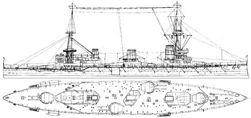 HMAS Australia (Battlecruiser) (1911)