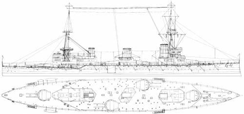 HMAS Australia [Battlecruiser] (1913)