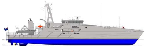 HMAS Cape St George (Cape Class Patrol Boat)