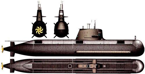 HMAS Collins SSG-73 (Submarine)