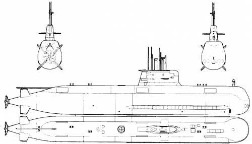 HMAS Rankin SSG-78 (Submarine)