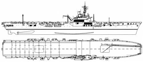 HMAS Sydney - Australia (1960)