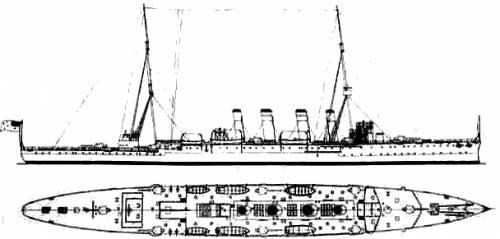 HMAS Sydney (Cruiser) (1912)