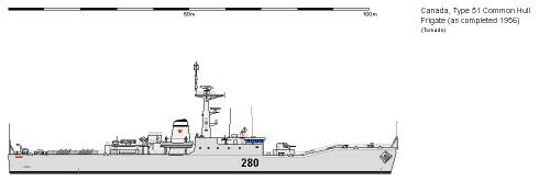 Ca FF Type 51 Common Hull Frigate AU
