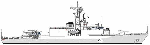 HMCS DDH-280 Iroquois (Destroyer)