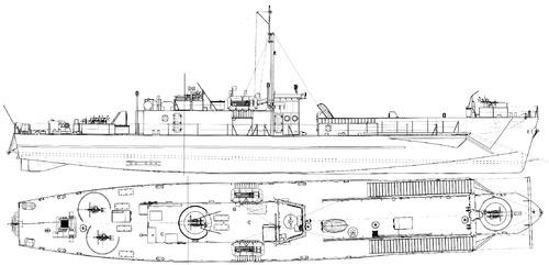 HMCS LCI(L)-125