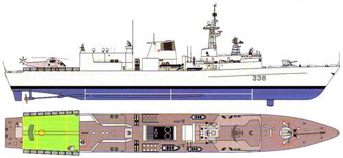 HMCS Montreal FFH-336 (Frigate)