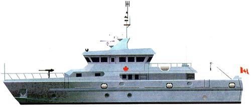 HMCS Orca 55 (Patrol Vessel)