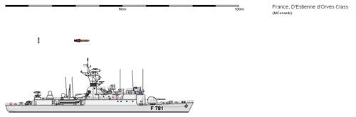 FS A-69 D'ORVES (Aviso)