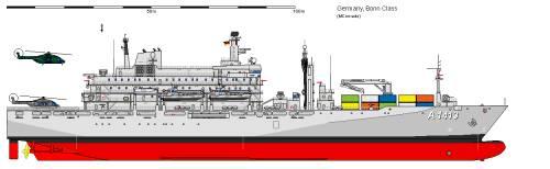 D AOR Klasse 702A Bonn AU