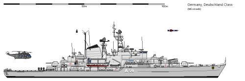 D ATV Klasse 440a Deutschland AU
