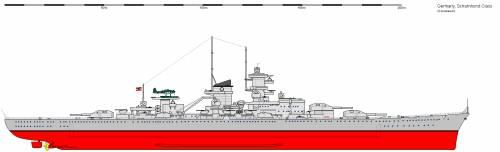 D BB Scharnhorst