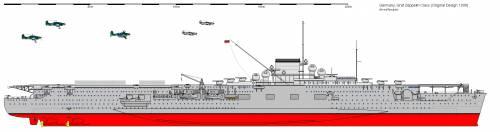 D CV Graf Zeppelin (1939)