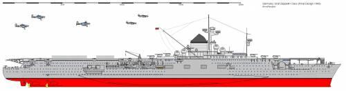 D CV Graf Zeppelin (1943)