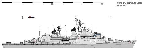 D DD Klasse 101b Hamburg