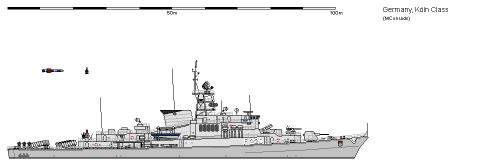 D FF Klasse 120a Koln AU