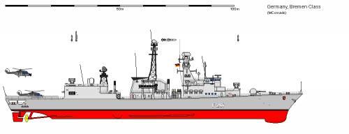 D FF Klasse 122b Bremen AU