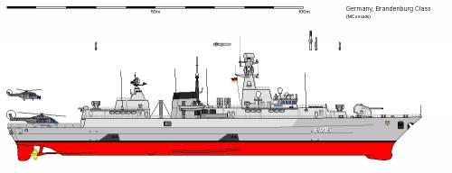 D FF Klasse 123a Brandenburg AU