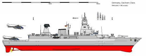 D FFG Klasse 124 SACHSEN AU