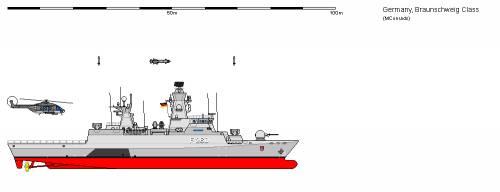 D FS Klasse 130 BRAUNSCHWEIG