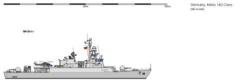 D FS Klasse 131 Meko 140 Dusseldorf AU