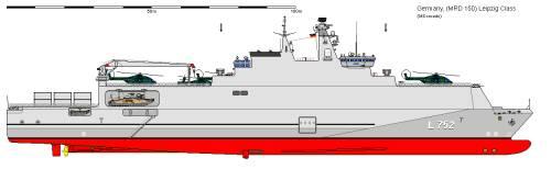 D LHD TKMS MRD 150 Leipzig