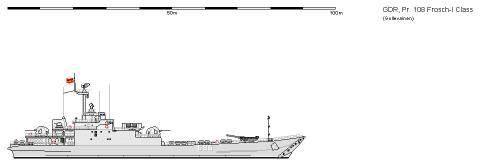 DDR LSM 108 Frosch