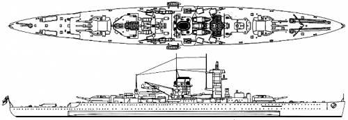 DKM Admiral Graf Spee (Battleship)