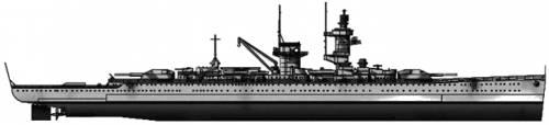 DKM Admiral Graf Spee (Pocket Battleship)